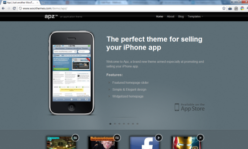 Apz by WooThemes